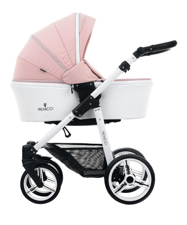 Venicci Pure Rose Carry Cot