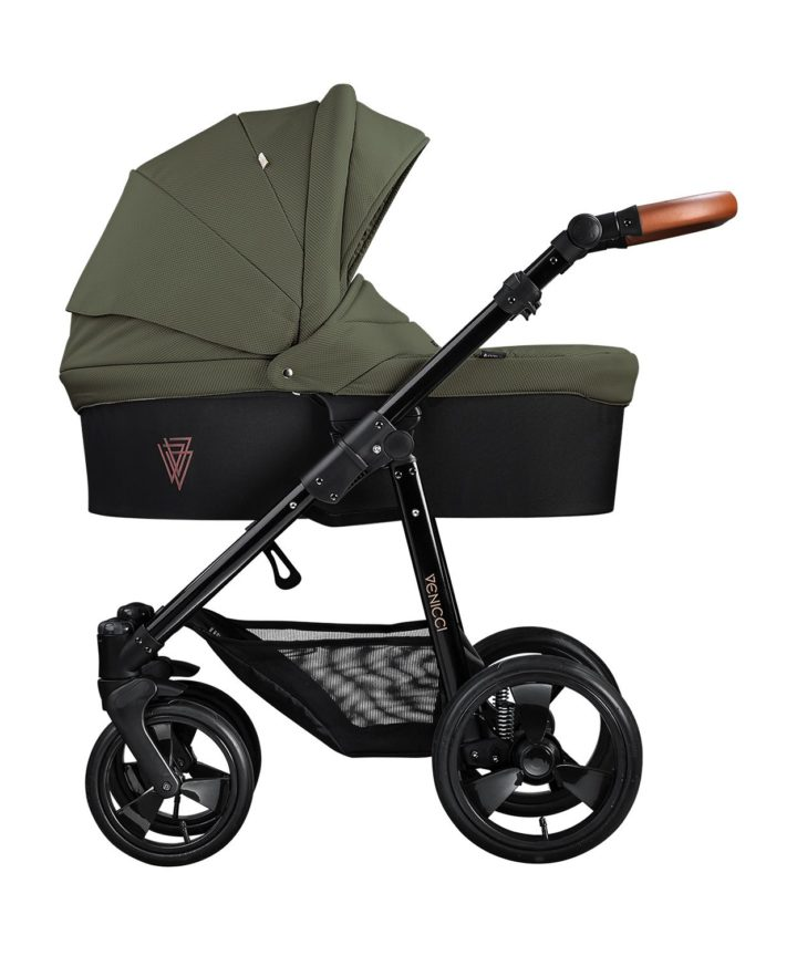 Venicci Gusto Green Carry Cot