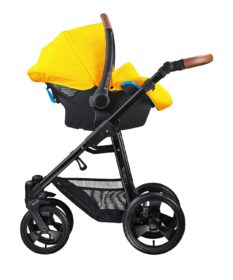 Venicci Gusto Yellow Car Seat
