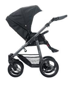 Venicci Carbo Black (LUX) Seat Unit