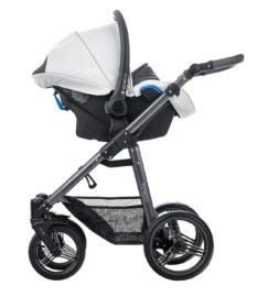 Venicci Carbo Light Grey (LUX) Car Seat