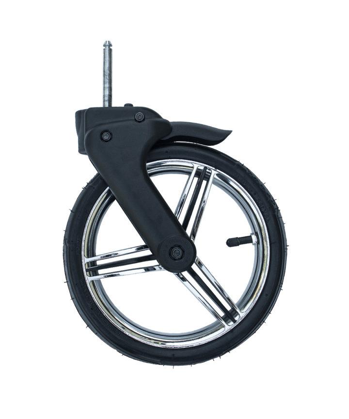 Vennici Wheel - Front Silver (inner tube)