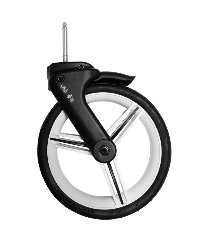 Vennici Wheel – Front White (solid)