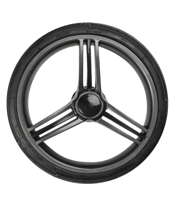 Vennici Wheel - Rear Graphite (solid)