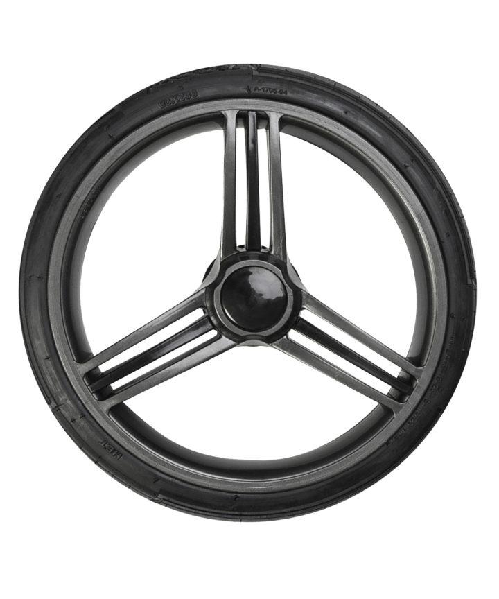 Vennici Wheel - Rear Graphite (solid)