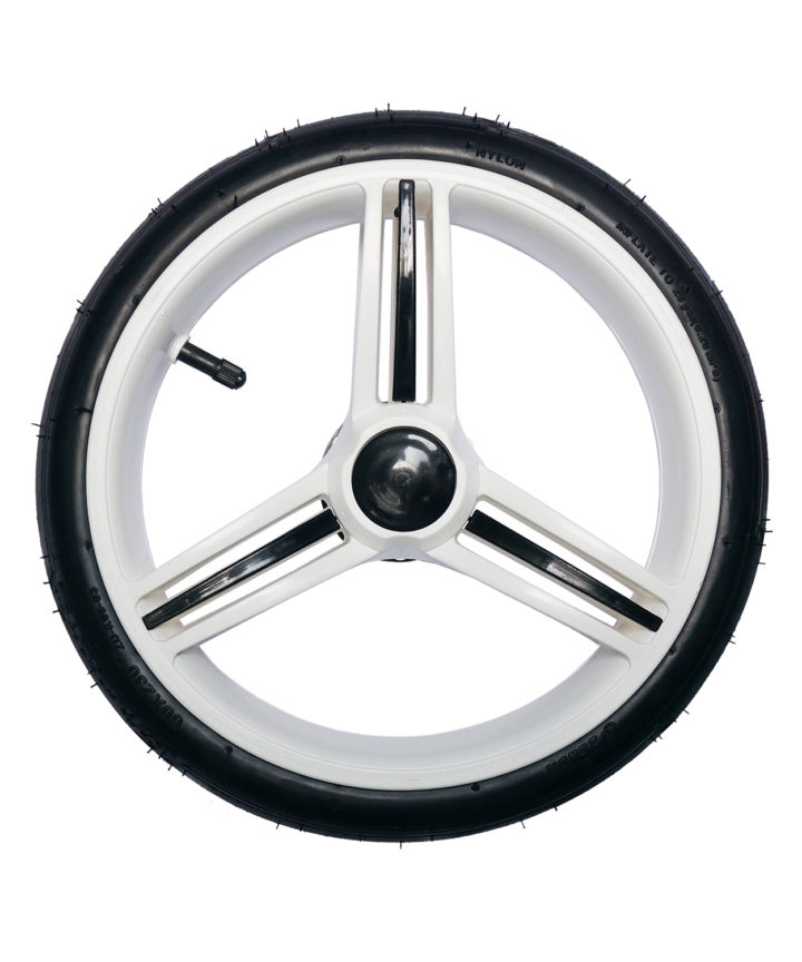 Vennici Wheel – Rear White (inner tube)