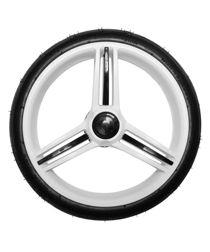 Vennici Wheel – Rear White (solid)