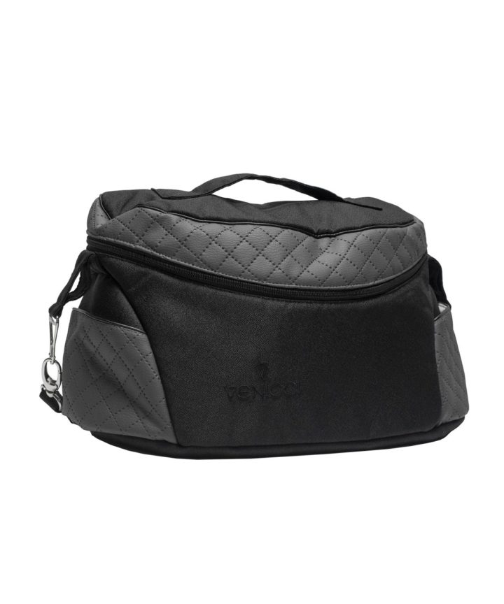 Venicci Bag - Carbo Black (LUX)