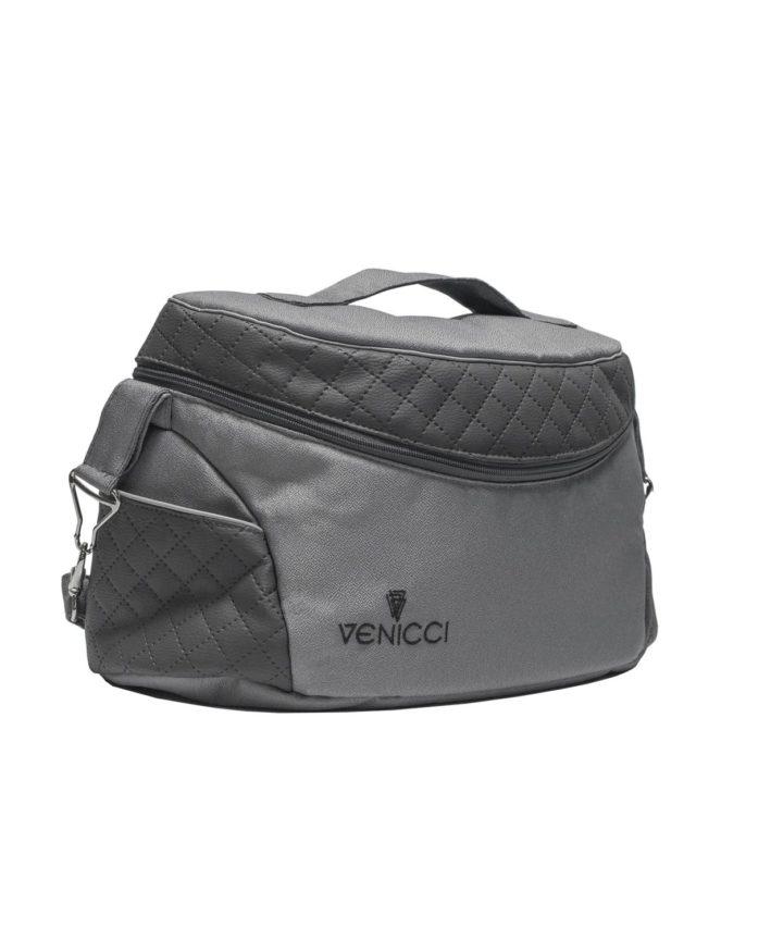 Venicci Bag - Carbo Natural Grey (LUX)