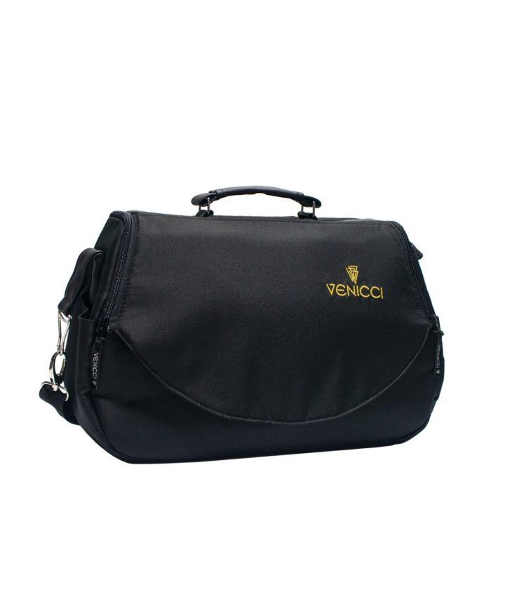 Venicci Bag - Gold Black