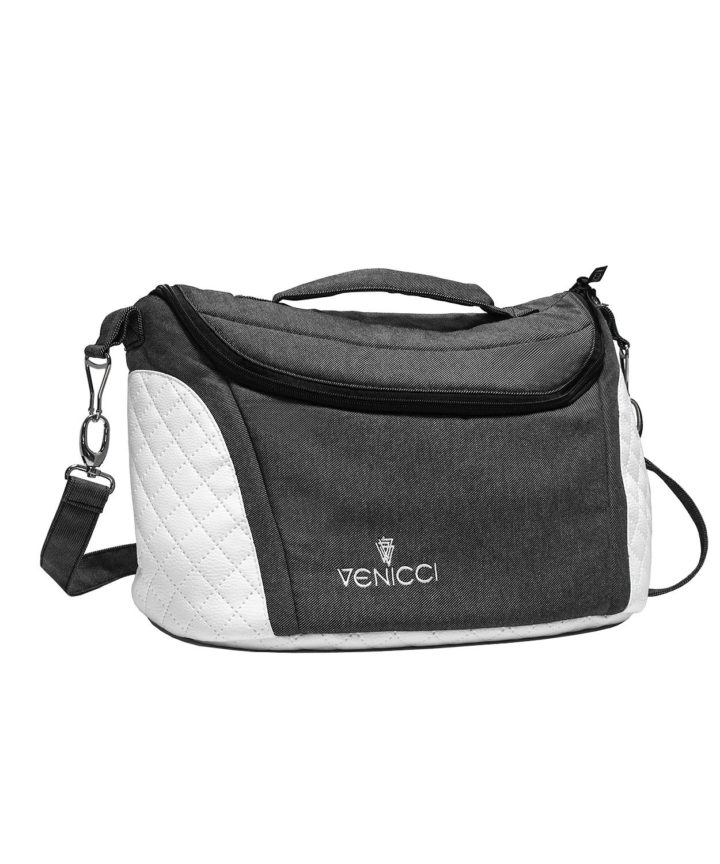 Venicci Bag - Pure Denim Black