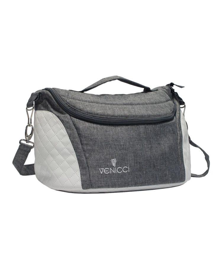Venicci Bag - Shadow Denim Grey