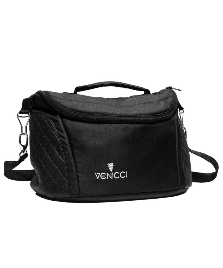Venicci Bag - Shadow 3V Black