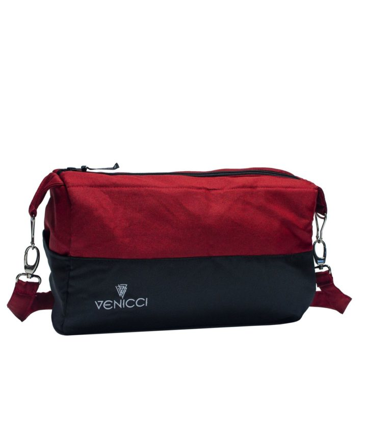 Venicci Bag - Soft Denim Red