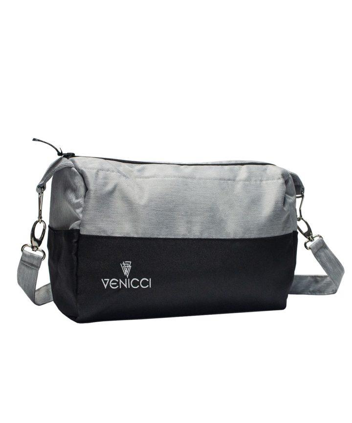 Venicci Bag - Soft Light Grey