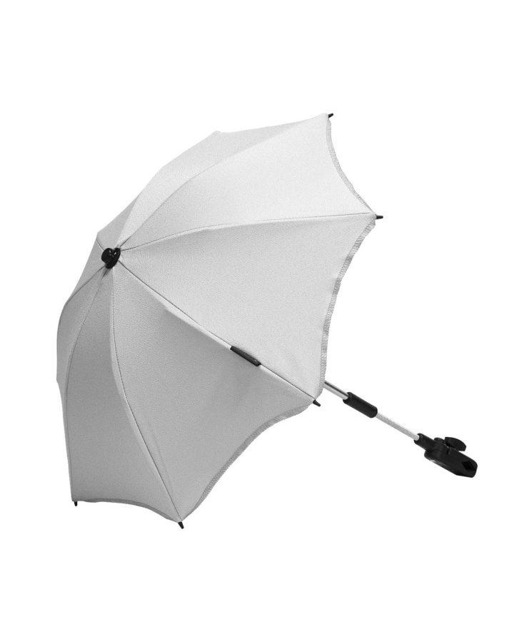 Venicci Parasol - Carbo Light Grey (LUX) #1