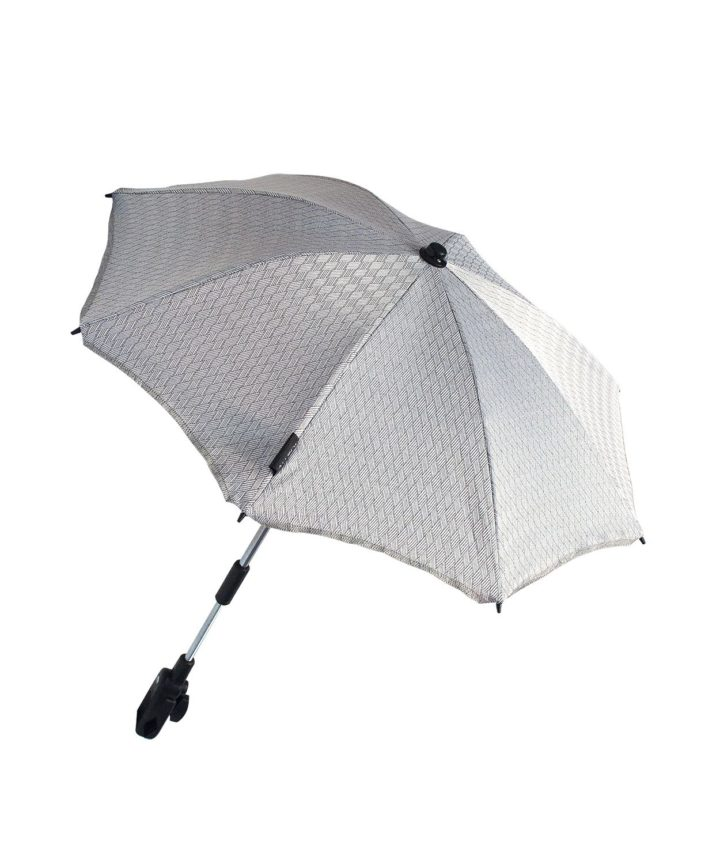 Venicci Parasol - Pure Stone Grey #2