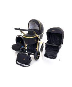 Venicci Gold Black 3in1 Travel System