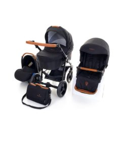 Venicci Gusto Black 3in1 Travel System