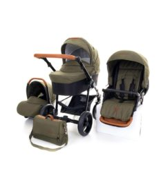 Venicci Gusto Green 3in1 Travel System