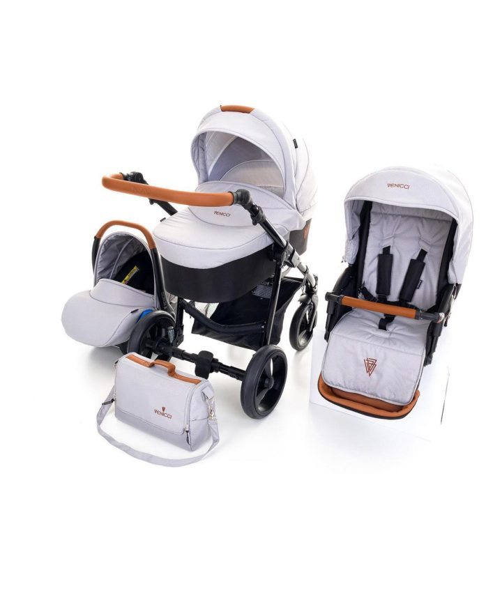 Venicci Gusto Grey 3in1 Travel System