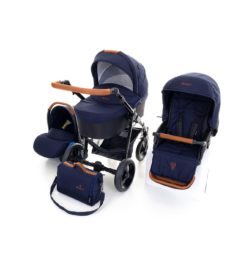 Venicci Gusto Navy 3in1 Travel System