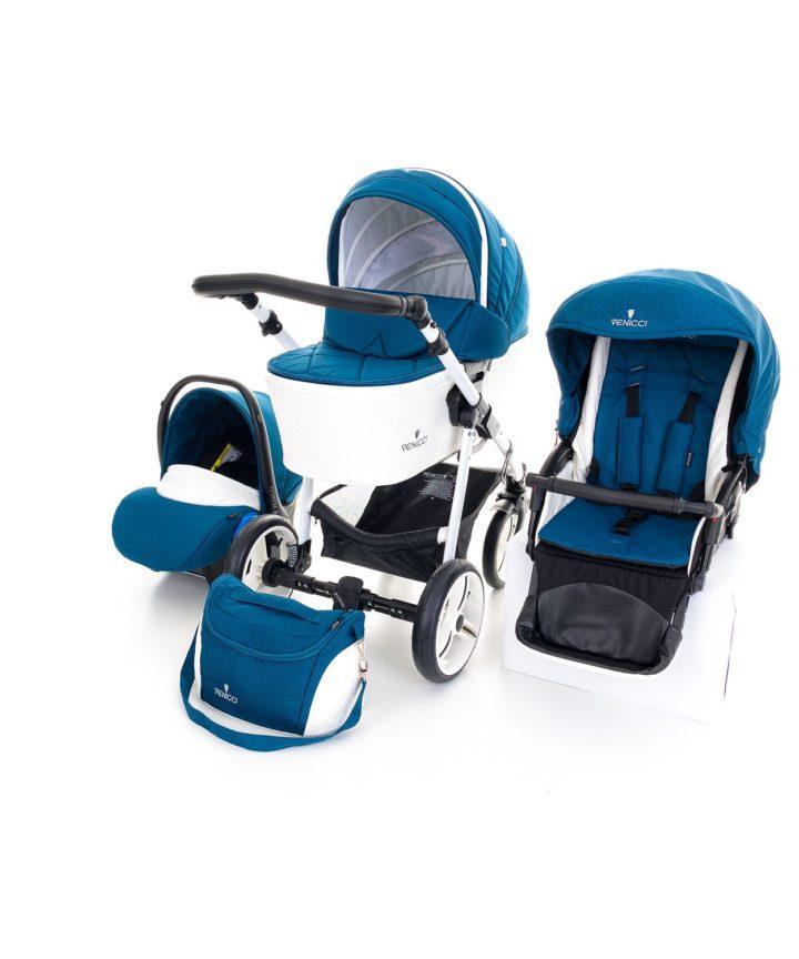 Venicci Pure Ocean Blue 3in1 Travel System