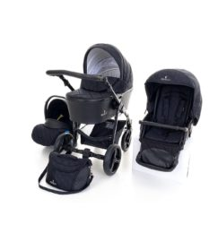 Venicci Shadow 3V Black 3in1 Travel System