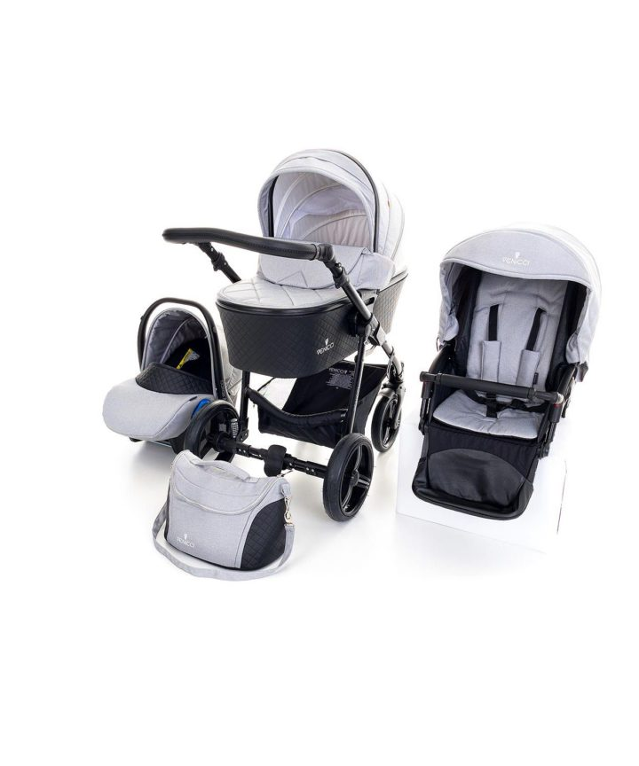 Venicci Shadow Dusty Grey 3in1 Travel System