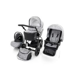 Venicci Shadow Fashion Black 3in1 Travel System