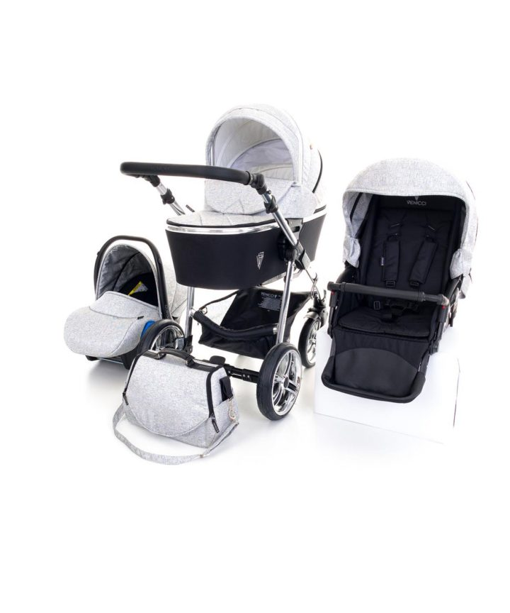 Venicci Silver Spark 3in1 Travel System