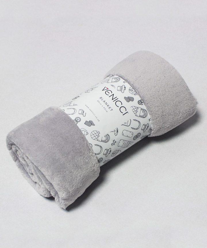Venicci Blanket - Grey #2