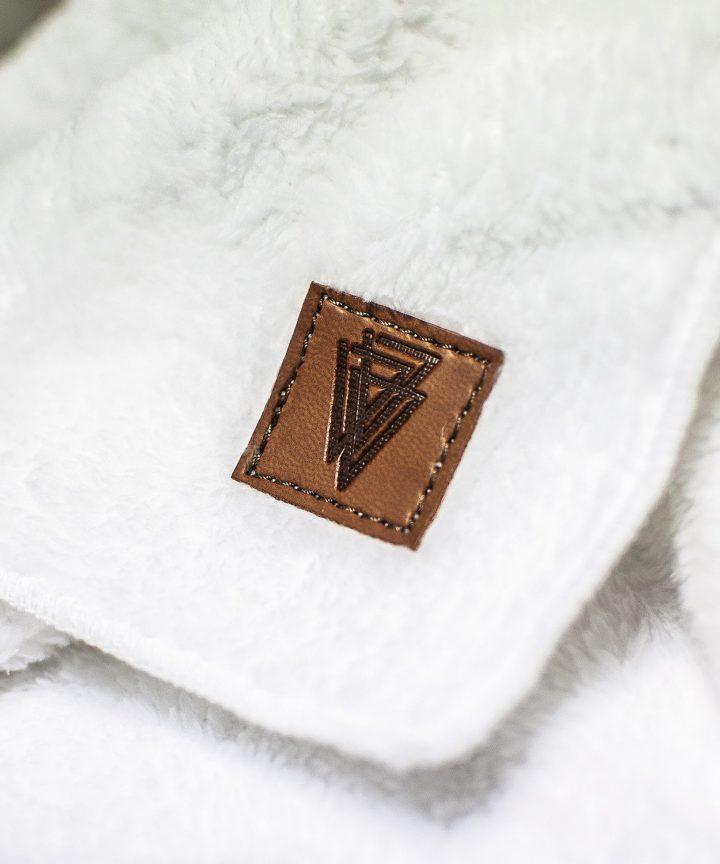 Venicci Blanket - White #6
