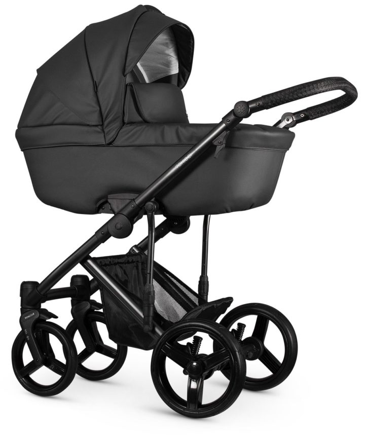 Venicci Asti Graphite Carry Cot
