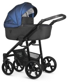 Venicci Valdi Dark Blue Carry Cot