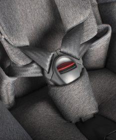 Venicci AeroFIX Carseat Grey Melange #2